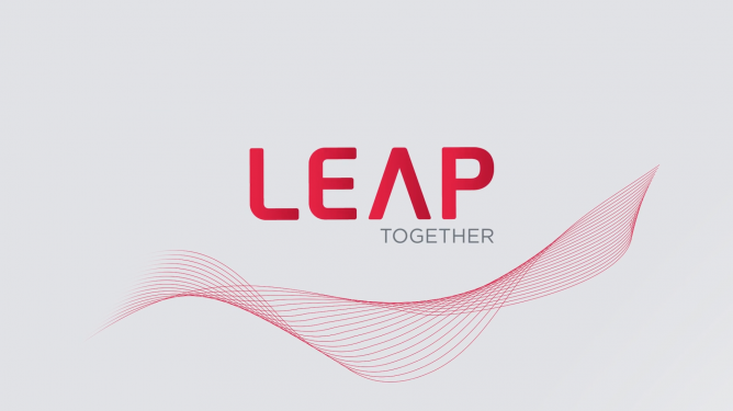 LEAP TOGETHER JINGLE