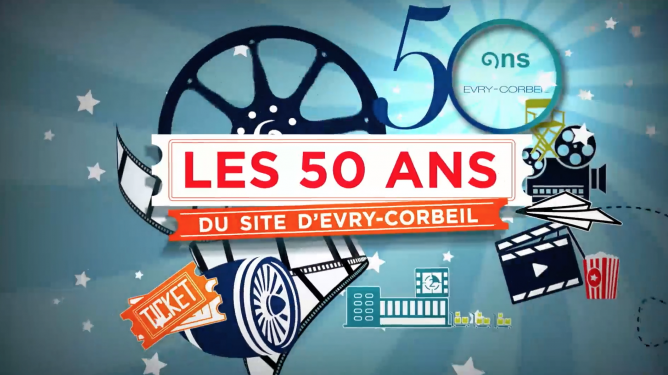 50 ANS EVRY CORBEIL